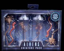 Creature Pack Aliens Stasis Chamber Facehugger LED Lights NECA 2016 Xenomorph 08