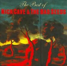 Nick Cave and The Bad Seeds Best of CD 16 Track (cdmutel4) European Mute 1998