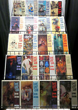 LONE WOLF AND CUB #1-45, 40 issues 1987-1989 near comp miss 8 11 19 42 45 VF B&B