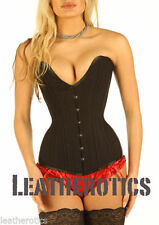 Cotton Glamour Basques & Corsets for Women with Underwired