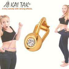 Kai Tak Ear Clip Weight Loss Management Natural Non Chemical Earring Diet Skinny