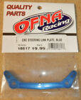 OFNA Pirate Monster Truck18617 CNC Steering Link Plate #18617  NEW