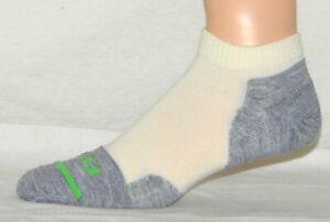 Fits Socks Light Runner Low Cut Quick Dry Merino Wool Natural Size L