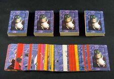 Lot of (5) 1992 Pro Set Dinosaurs TV Show Trading Card Set (55)