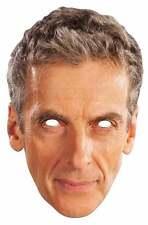 Peter Capaldi Le 12th Doctor Who Carte Unique Face Masque. Super pour Dr Fans