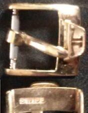 Original Jaeger LeCoultre Buckle 2 Fibbia 10mm inner Rose Gold Plated ! L@@K !