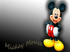 Mickey Mouse  -  Edible Cake Sugar Frosting Sheet Topper