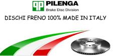 COPPIA DISCHI FRENO ANT. VENTILATI FIAT BRAVO I (182) 1.6 16V/1.8 GT>V014 PILENG