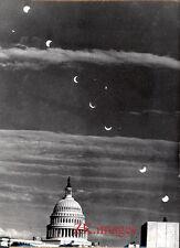 ARNOLD SACHS ECLIPSE Soleil Washington CAPITOLE 1964