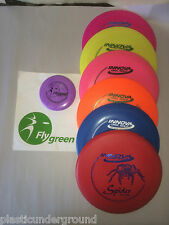 NEW FRISBEE GOLF INNOVA BUILD YOUR OWN STARTER SET 6 DISCS + MINI MARKER & MORE!