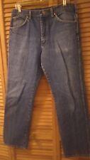 Lee blue jeans size 33x30 men boot cut