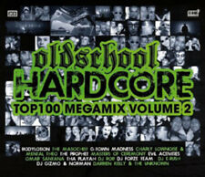 Various Artists : Oldschool Hardcore: Top 100 Megamix - Volume 2 CD (2012)