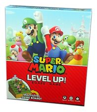 Usaopoly , Super Mario Level Up! Board Game, New and Sealed