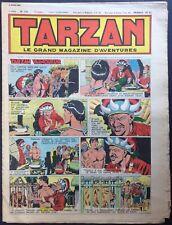 TARZAN Éditions Mondiales n°236 du 31 mars 1951 Très bon état non découpé