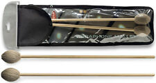 Stagg SMV-RS Soft Rattan Vibraphone Mallets with Maple Handles