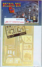 Part S35-021 1/35 Mi-17 (interior) (Trumpeter)