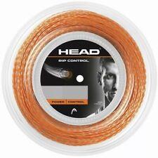 HEAD RIP CONTROL TENNIS STRING - 1.25MM 17G - 200M REEL - ORANGE - RRP £150