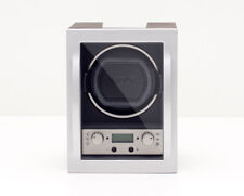 WOLF DESIGNS Module 4.1 Stackable Single Automatic Watch Winder Storage Box NEW