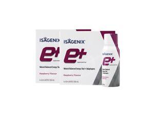 Isagenix 2x e+Shots Berry Flavour Super Energy Increase Stamina Mental Alertness