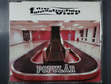 Die Fantastischen Vier - Populär >Maxi CD< (1996)