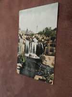 1911 fr postcard- Waterfall - Ramsgate - Thanet Kent
