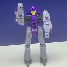 Transformers action figure toy robot Hasbro Takara vtg Decepticon soldier 1980s