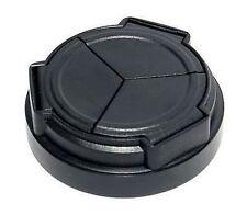 Portable Self-Retaining Auto Lens Cap For Samsung EX1 EX2 EX2F TL1500 Camera