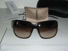 Brand New! Chanel 6023 Sunglasses (Brown)
