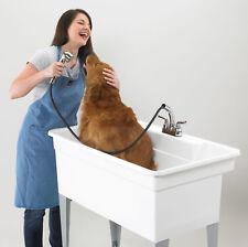 Benny XXL Waschbecken, Waschtrog extra groß Hundebad Waschtrog  Wanne