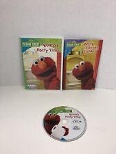 Sesame Street - Elmos Potty Time DVD