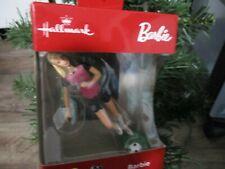 BARBIE HALLMARK CHRISTMAS TREE ORNAMENT