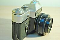 Camera Zenith E. USSR. industar 58u 3,5/75