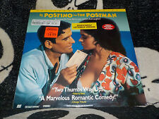 Il Postino The Postman NEW SEALED Letterbox Laserdisc LD Free Ship $30 Orders