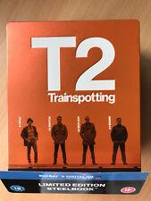 Ewan Mcgregor T2 Trainspotting 2~2017 Británico Película Usado Gb