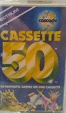 Cassette 50 Spectrum 48 (Tape) (Game, Verpackung, Manual)