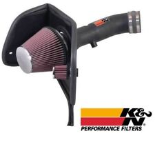 K&N 63 Series AirCharger Air Intake System 07-12 Chevy / GMC / Hummer 3.7L L5