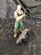 """PA6- Kiss Psycho Circus Animal Wrangler 6"""" Loose Action Figure 1998 McFarlane"""