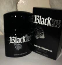 Black Xs By Paco Rabanne 1.7oz. Eau De Toilette Spray For Men New In Box