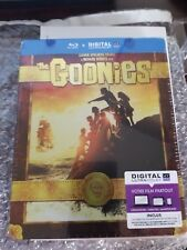 THE GOONIES STEELBOOK [NEW/Blu-ray] France Import/Region Free