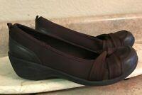 Easy Spirit Quiet Step E360 Womens 7W Slip On, Work Dress, Slip On Loafers Comfy