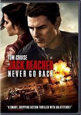 Jack Reacher: Never Go Back (DVD,2016)