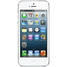 Apple iPhone 5 16GB - White & Silver (GSM Unlocked AT&T / T-Mobile / Metro PCS)