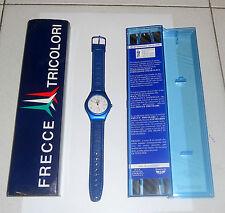 Orologio FRECCE TRICOLORI STENDARDO WR 3 ATM QUARTZ mod. OXI 221 Watch Italy