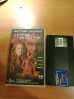Sexual Predator R18+ VHS Blockbuster.