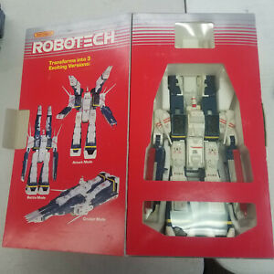 Robotech SDF-1 Battle Fortress Complete In Original Box by Matchbox!