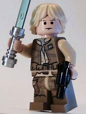 LEGO STAR WARS JEDI LUKE SKYWALKER 100% NEW LANDO BESPIN ATTIRE DARTH VADER DUEL