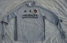 LA Galaxy Player Issue DAVE ROMNEY Adidas Jersey MLS Soccer Los Angeles Mens L