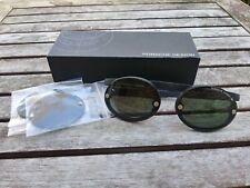 Porsche Designs Carrera 5694 Magnetic Lens Sunglasses - Steampunk! Futuristic!