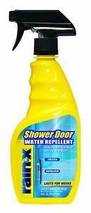 Rain-X 630023 Shower Door Water Repellent 16 fl. oz.