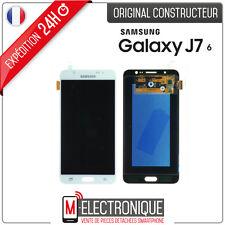 Ecran LCD Blanc Original Samsung Galaxy J7 2016 SM-J710